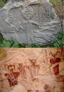 armenia  e utah sego canyon. 12.000