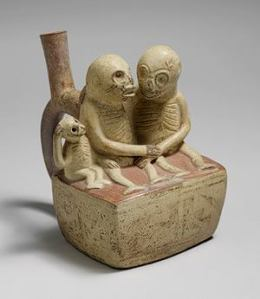 (Metropolitan Museum of Art) peru