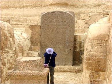 le stele della sfinge