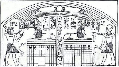 Sphinx-Stella disegno