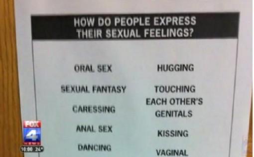 usa sesso in scuopla