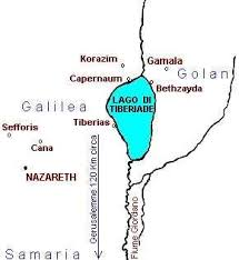 gamala, mappa