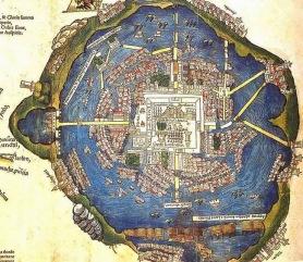 meru- aztecii