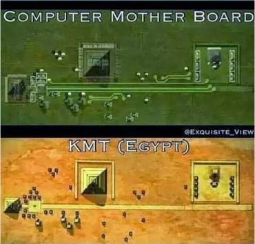 piese PC si piramidele