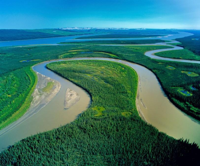 Mackenzie river picture