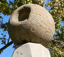 ar- monument hamilton