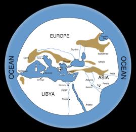 mappa- hecataeus