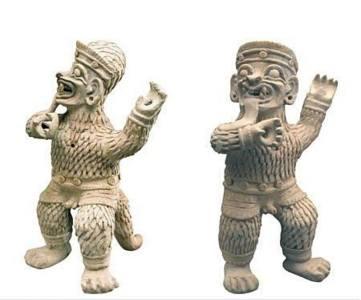 Cultura Tumaco - Tolita, Ecuador..