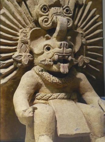 Dios Zapoteca museo NY city