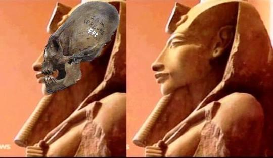 Faraone-Akhenaton