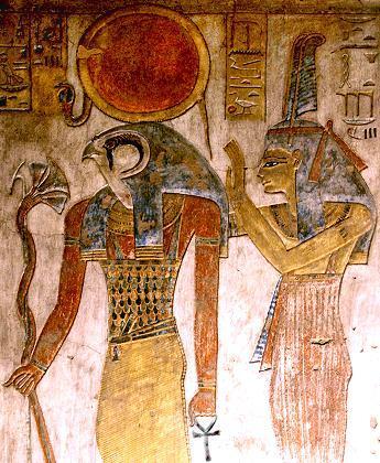zei-horus si cleopatra