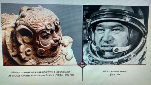 as maya sculptura